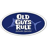 アメリカ サーフ■OLD GUYS RULE■ オールドガイズルール Saltwater specialist 128x67