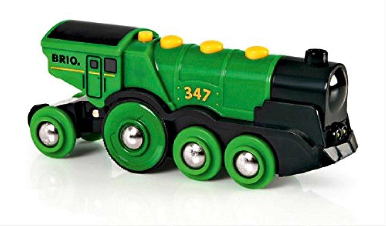 ブリオ ビッググリーンアクション機関車