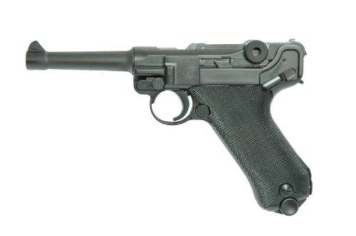 タナカ ルガー P08 4インチ HW 18歳以上ガスブローバック