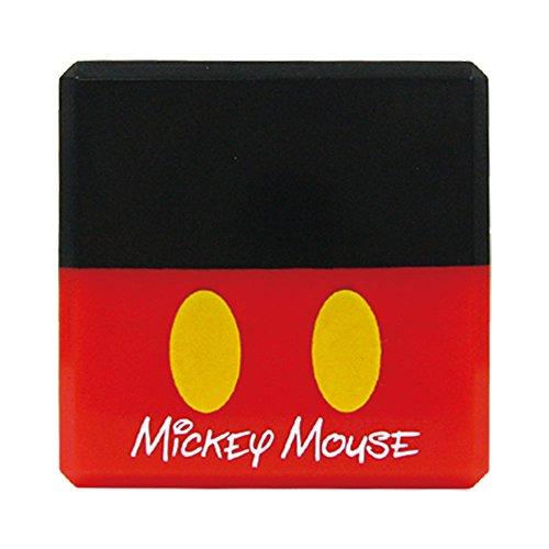 アルティスタ ディズニー ミッキーマウス ボディ 2.1A AC充電器 キューブ 型 USBポート搭載 ACアダプタ iPhone Android 対応 可動式プラグ採用 CU2-DN-01