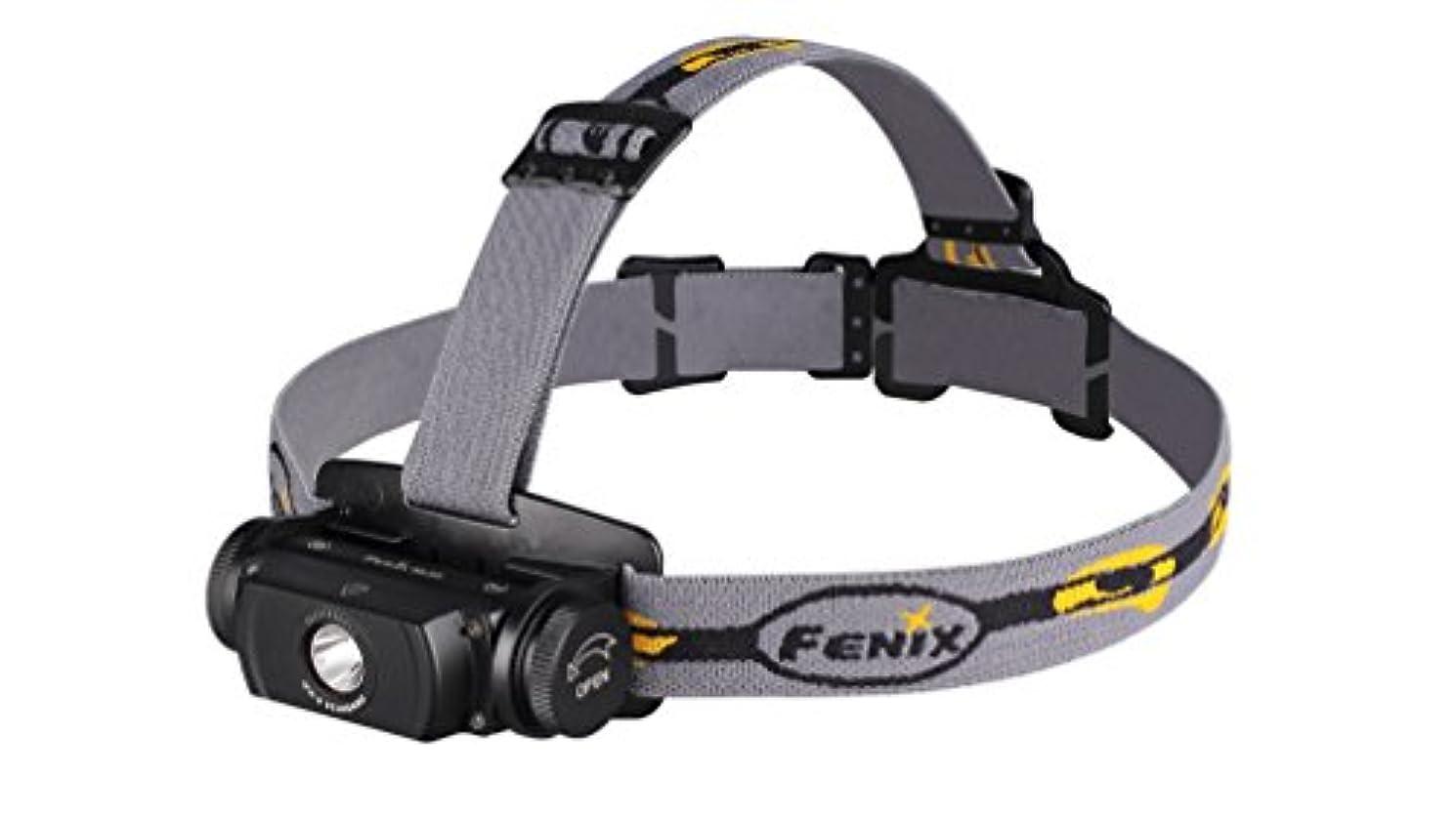 物理手紙を書くアクチュエータFENIX(フェニックス) HL55 Cree XM-L2 T6 LED ヘッドライト 明るさ最高900ルーメン