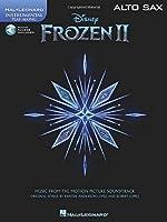 Disney Frozen 2: Alto Sax - Includes Downloadable Audio