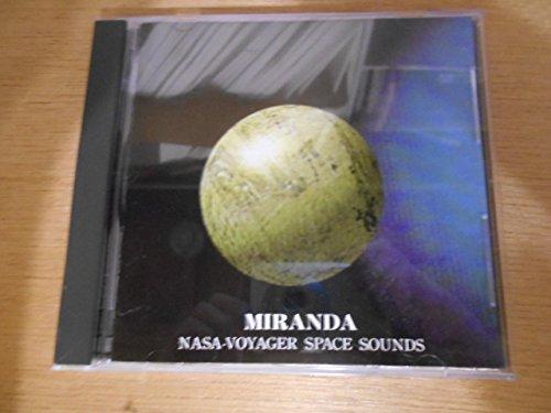 CD/MIRANDA 天王星の月 ミランダ/NASA-VOYAGER SPACE SOUNDS/スペース サウンド シリーズ