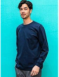 [グリーンレーベルリラクシング] Hanes ヘインズ 別注【WEB限定】 BEEFY ロングスリーブ Tシャツ/カットソー 32124992083 メンズ