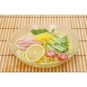 やまひろ)瀬戸内レモン冷麺 180g×5食(4-8月)