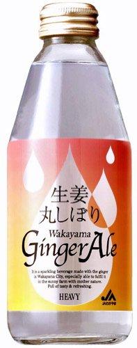 生姜丸しぼりWakayama Ginger Ale 250X24