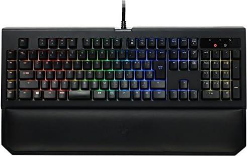 Razer BlackWidow Chroma V2 JP日本語配列 緑軸メカニカル ゲーミングキーボード【正規保証品】RZ03-02030800-R3J1