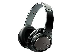 ソニー SONY ワイヤレスノイズキャンセリングヘッドホン MDR-ZX770BN : Bluetooth対応 マイク付き ブラック MDR-ZX770BN B