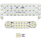 トヨタ AQUA アクア NHP10 マイナー後 X-URBAN 専用設計 LEDルームランプ 6000K 高輝度LED TOYOTA 純正より明るい純白色