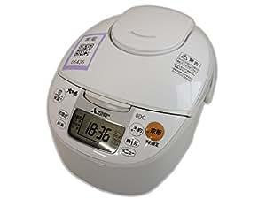 三菱電機 IHジャー炊飯器 5.5合炊き ホワイト NJ-NH106-W