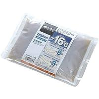 ロゴス (LOGOS) 保冷剤 氷点下パック GTマイナス 16度 ソフト クーラーボックス・クーラーバッグに