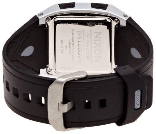 NIXON (ニクソン) 腕時計 THE LODOWN 2 SILVER NA530130 メンズ [正規輸入品]