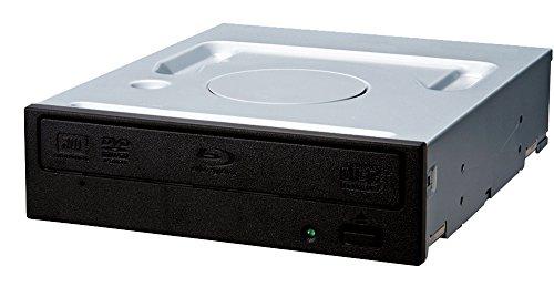 パイオニア Windows8.1対応 BD-R 16倍速書込 S-ATA接続 ブラックトレー仕様 BD/DVD/CDライター バルク ソフト無し BDR-209BK