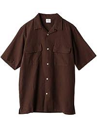 (コーエン) COEN パナマリラクシングオープンカラーシャツ 75156098102