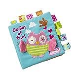 赤ちゃん玩具布Books学習教育展開アクティビティBooks動物スタイル(フクロウ)