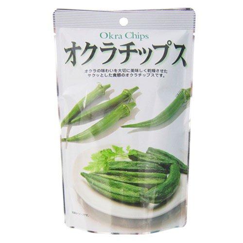 藤沢商事 オクラチップス 30g×10袋