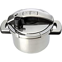 マイヤー 超高圧力鍋 「ハイプレッシャークッカー 4.0L」HIGH PRESSURE COOKER 20cm IH/ガス「オール熱源対応」 YR PC-4.0