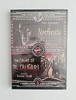 Nosferatu / The Cabinet of Dr. Caligari