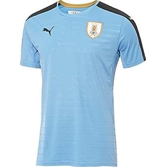 2016-2017 Uruguay Home Puma Football Shirt
