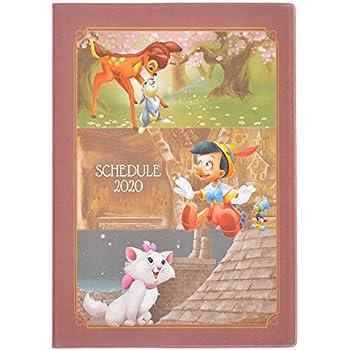 Amazon ディズニーストア公式ディズニーキャラクター 手帳