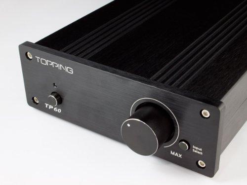 Topping デジタルアンプ 【TP60】 DAC、Tripath TA2022を採用