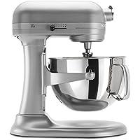 KitchenAid (キッチンエイド) スタンドミキサー プロ6シリーズ KP26M1XNP ニッケルパール KP26M1XNP Professional 600 Series 6-Quart Stand Mixer, Nickel Pearl 並行輸入品