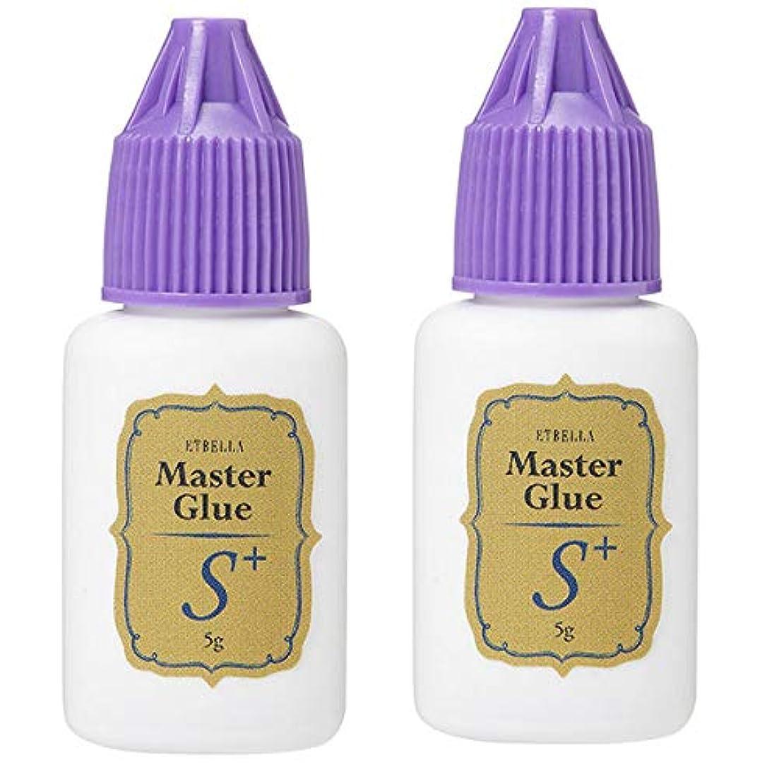 関係するのため五エトゥベラ マスター S+タイプ グルー 5g (2個セット) [ まつ毛グルー マツエクグルー つけまつげ つけまつ毛 接着剤 高持続 速乾 まつげエクステ まつ毛エクステ マツエク エクステ まつげ まつ毛 業務用 ]