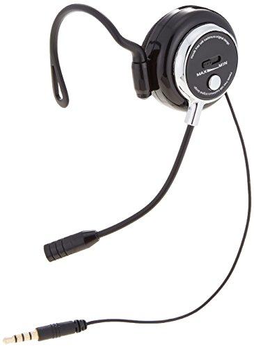 カシムラ 耳掛けイヤホンリール SP-BK AE-195