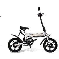 電動ハイブリッドバイク JACKBIKE Z-1(ホワイト)