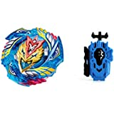CHO Z Valkyrie Beyblade Burst B-127 with Two Way Turning Launcher (Left & Right) Combination Improve Combat Power