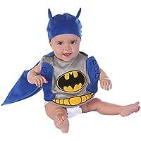 Batman Bib and Hat バットマンよだれかけと帽子?ハロウィン?クリスマス?One-Size