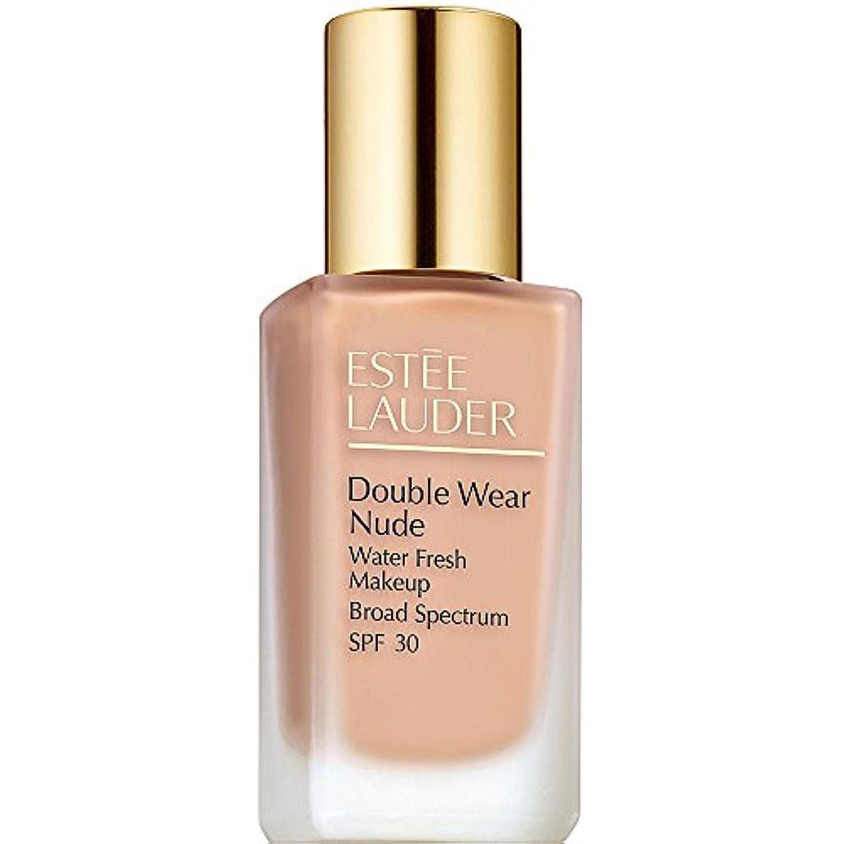 チェスイル女優エスティローダー Double Wear Nude Water Fresh Makeup SPF 30 - # 1C2 Petal 30ml/1oz並行輸入品