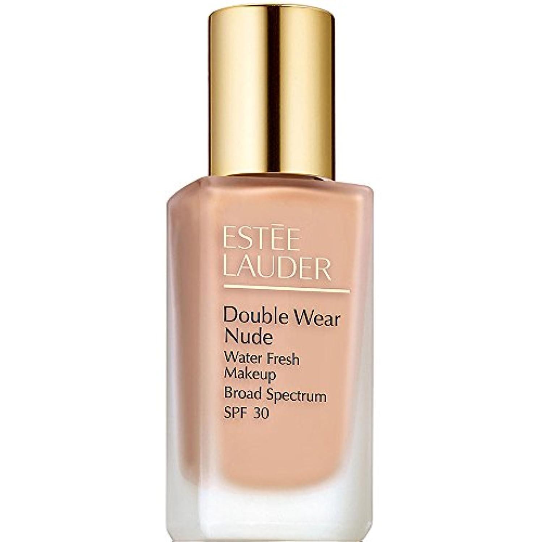 アリス難しい自治的エスティローダー Double Wear Nude Water Fresh Makeup SPF 30 - # 1C2 Petal 30ml/1oz並行輸入品