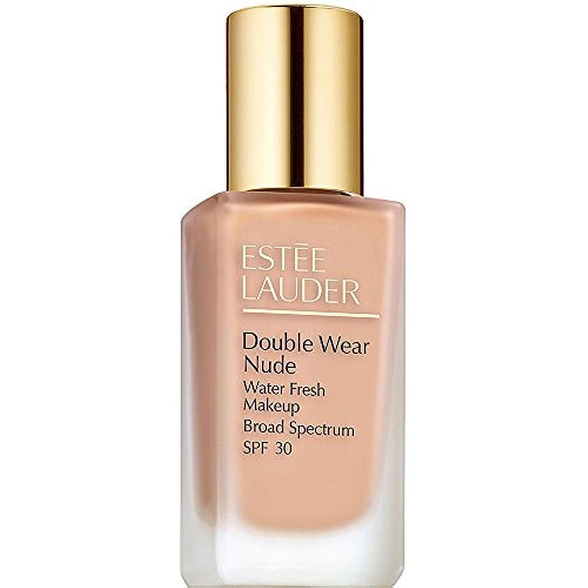 電球欠陥レクリエーションエスティローダー Double Wear Nude Water Fresh Makeup SPF 30 - # 1C2 Petal 30ml/1oz並行輸入品