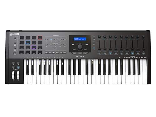 Arturia キーボード・コントローラー KeyLab mkII 49鍵盤 ブラック