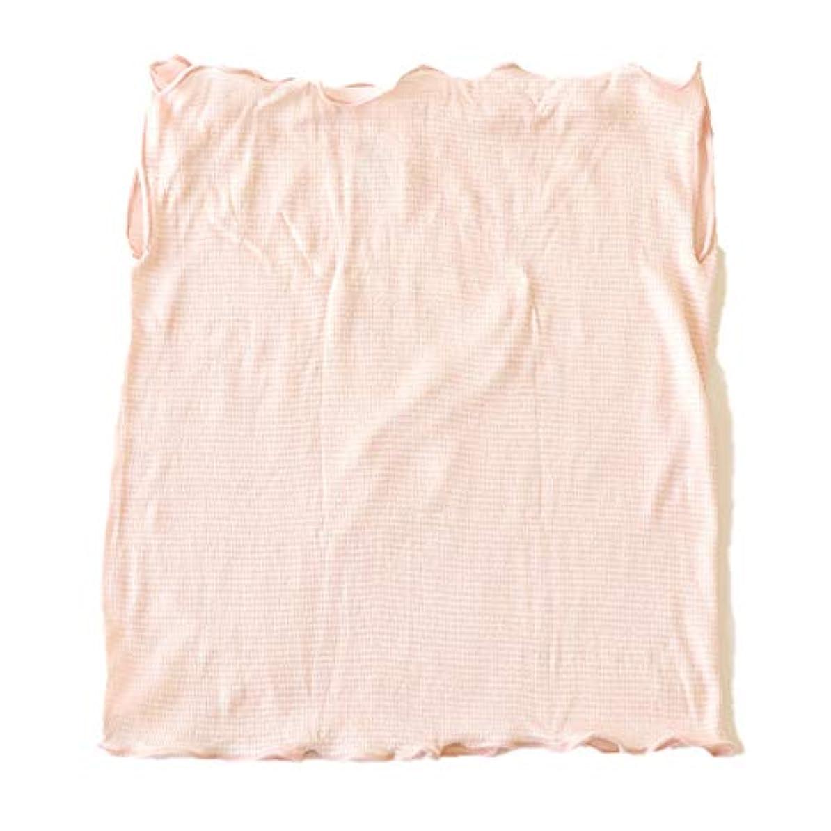 報復ブランドユダヤ人絹屋 極薄2mm シルクフェイスマスク FREE(長さ:29cm 幅:25cm) 桜色