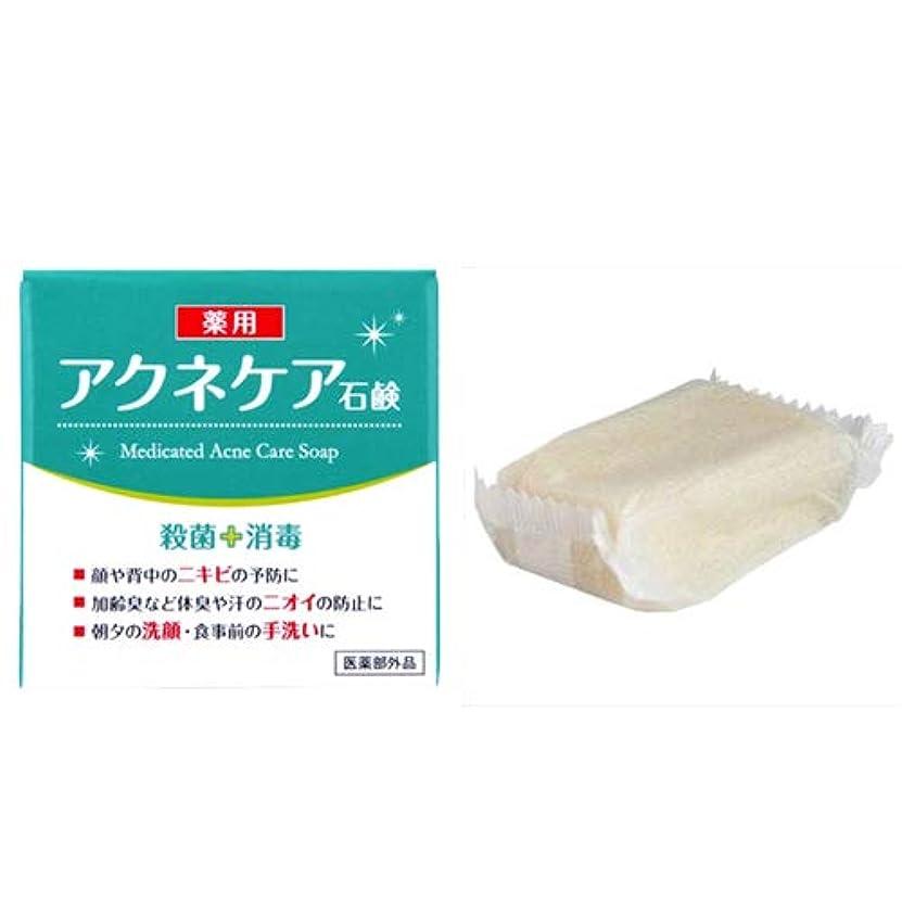 医薬部外品 A?I?Dソープ(AIDソープ/aidソープ) 30g + アクネケア 薬用石けん 80gセット