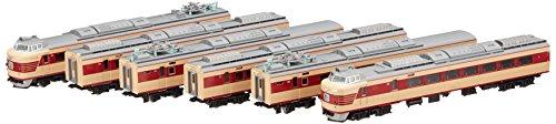 promozioni eccitanti Kato Kato Kato N Gauge 781 System 6-auto Set 10-1327 modello Railstrada Train  Senza tasse