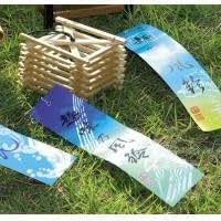 山下工芸(Yamasita craft) 日本製 いかだ風鈴 白 箱入