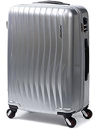 [フリクエンターウェーブ] 4輪スーツケース ファスナータイプ 56L   56L 58cm 3.5kg 1-621