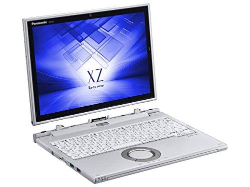 【Office H&B搭載】 Panasonic Let's Note CF-XZ6HDAPR Windows10 Home 64bit Core i5-7200U 8GB SSD128GB 光学ドライブ非搭載 webカメラ 12型QHDタッチパネル液晶タブレットPC Microsoft Office Home and Business Premium付属