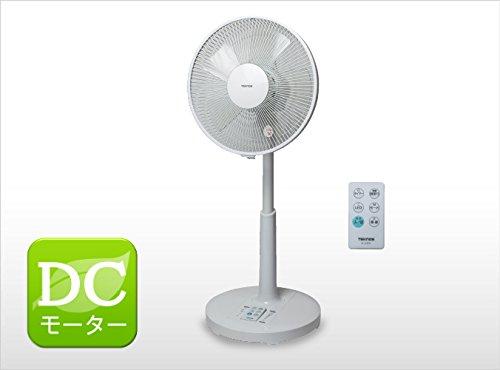 TEKNOS(テクノス) リビング扇風機 DCモーター フルリモコン KI-322DC