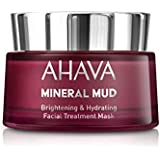 アハバ Mineral Mud Brightening & Hydrating Facial Treatment Mask 50ml/1.7oz並行輸入品
