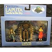 コミニカ スタジオジブリコレクションシリーズ イメージコレクション 天空の城ラピュタ 3体セット