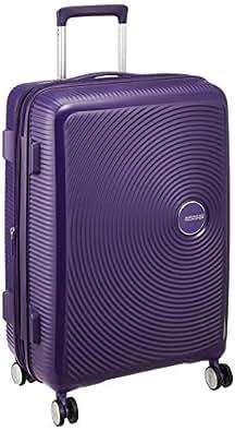 [アメリカンツーリスター] スーツケース SOUND BOX サウンドボックススピナー67 無料預入受託サイズ 71L 67cm 3.7kg 32G*91002 91 パープル