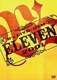 B'z LIVE-GYM 2001 -ELEVEN- [DVD]