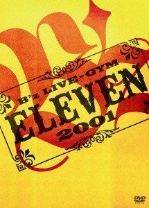 B'z LIVE-GYM 2001 -ELEVEN- [DVD]の詳細を見る