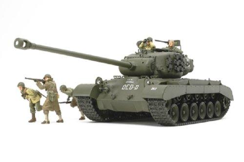 1/35 ミリタリーミニチュアシリーズ No.319 アメリカ戦車 スーパーパーシング T26E4 35319