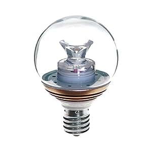 「LDB23」ビートソニック LED電球影美人 クリア球 ボール球タイプ