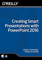 Creating Smart Presentations with PowerPoint 2016 - Training DVD [並行輸入品]